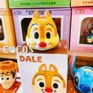 正版 日本迪士尼系列 皮克斯立體大臉造型陶瓷牙刷架 筆架 蒂蒂款 COCOS PP001