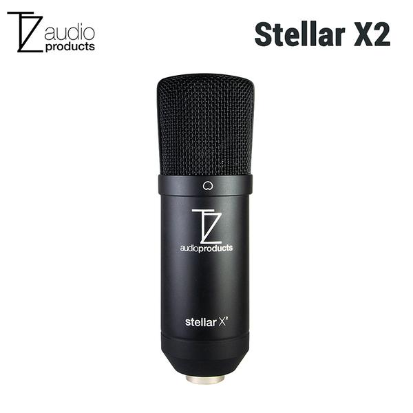 黑熊館 TechZone Stellar X2 大振膜電容式麥克風 套裝組 心型指向 直播 人聲 專業收音
