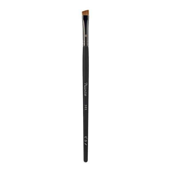 【愛來客】韓國PICCASSO授權經銷商 PICCASSO 301 貂毛斜角眉刷 專業化妝刷 眼部刷具