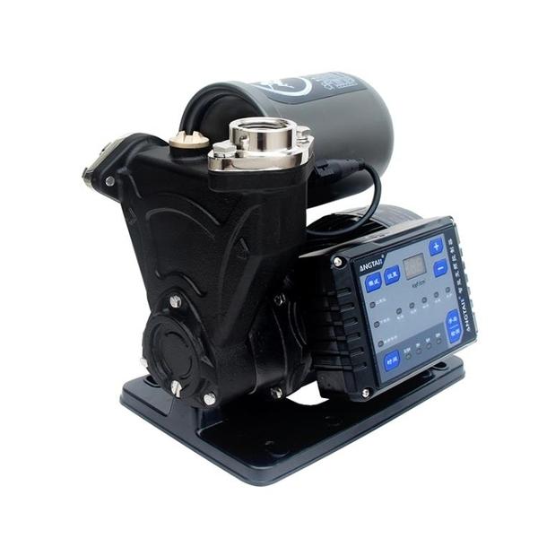 抽水機 智慧恒壓變頻自吸泵增壓泵家用全自動靜音自來水管道加壓泵抽水機 叮噹百貨