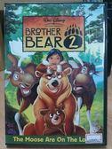 影音專賣店-B09-005-正版DVD*動畫【熊的傳說2】-迪士尼