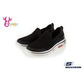 Skechers懶人鞋 男鞋 GOWALK 5 走路鞋 運動鞋 健走鞋 免綁鞋帶 S8230#黑色◆OSOME奧森鞋業
