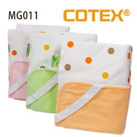 可透舒 COTEX-嬰兒床防水透氣舖巾/嬰兒床保潔墊(70x130cm)