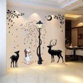 牆貼牆紙自黏宿舍溫馨牆壁裝飾品臥室客廳背景牆貼畫海報牆上貼紙【全館免運】