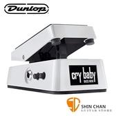 Dunlop CBM105Q 貝斯哇哇效果器 【Cry Baby Mini Bass Wah Pedal】