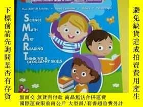 二手書博民逛書店Smart罕見Start Pre-kindergarten學前級