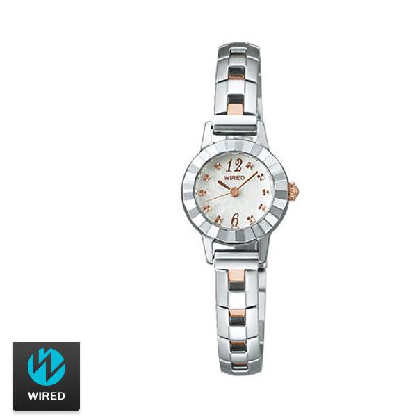 WIRED SEIKO副牌 迷你小錶面半金雙色優雅女錶 20mm 1N01-X199S AC3U15X 公司貨   高雄名人鐘錶