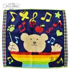日本毛巾-Rainbow Bear彩虹熊...