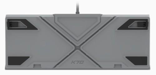 CORSAIR 海盜船 K70 RGB MK.2 SE CHERRY MX Speed 銀軸 機械式鍵盤 英文版