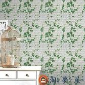 墻紙自粘男女PVC防水防潮壁紙寢室臥室墻貼紙北歐【淘夢屋】
