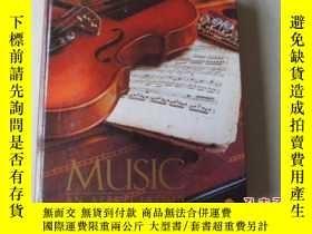 二手書博民逛書店英文原版:MUSIC罕見AN APPRECIATION 1996