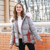大碼外套 加大加肥棉衣200斤減齡鋪棉外套 巴黎春天