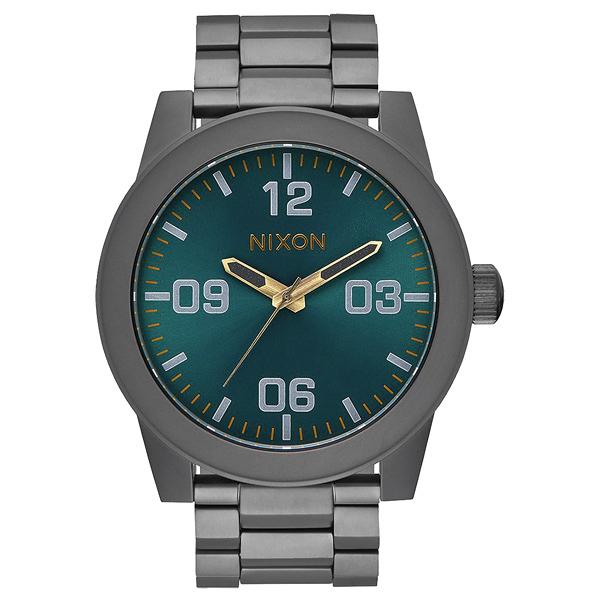 NIXON CORPORAL SS 曠野風潮時尚運動腕錶-A3462789