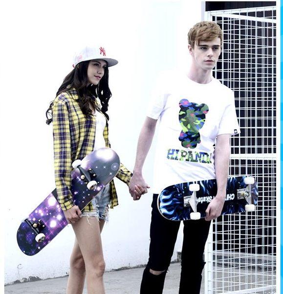 雙十二狂歡購成人兒童四輪滑板閃光輪滑板車青少年初學者雙翹板滑板