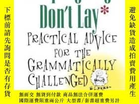 二手書博民逛書店Sleeping罕見Dogs Don t Lay: Practical Advice For The Gramma