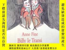 二手書博民逛書店Anne罕見Fine Billy le TransiY15389