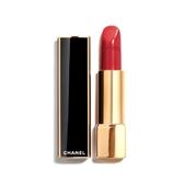 Chanel 香奈兒 2020聖誕彩妝超炫耀金燦唇膏3.5g多色任選##127斜紋軟呢 炫亮金燦紅