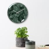 鐘表掛鐘客廳家用時尚創意靜音輕奢北歐現代個性簡約時鐘臥室 xy4592【原創風館】