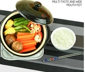 砂鍋大容量耐高溫明火陶瓷煲土鍋養生煲湯鍋耐熱燉鍋熬粥砂鍋免運快速出貨