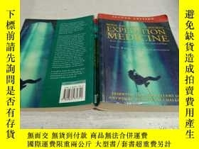 二手書博民逛書店EXPEDITION罕見MEDICINE(探險醫學)Y212829