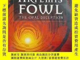 二手書博民逛書店artemis罕見fowl the opal deception