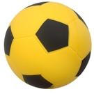 7 1/2吋安全足球 幼教體能專用球/一袋10個入(促250) PU發泡球 MIT製-群