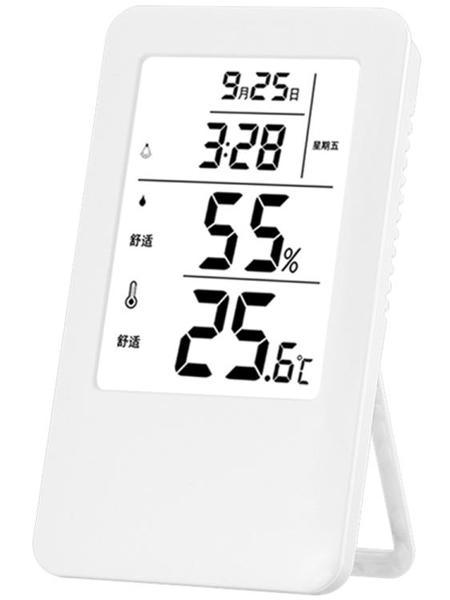 電子溫度計家用室內嬰兒房高精度溫濕度計室溫計精準溫度表