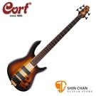 Cort C5 Plus ZBMH 五弦電貝斯 印尼廠 附琴袋、導線、PICK、琴布、背帶