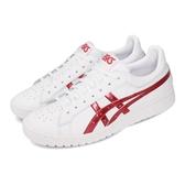 Asics 休閒鞋 Gel-PTG 白 紅 Tiger 男鞋 女鞋 低筒 基本款 運動鞋 【PUMP306】 1191A089102
