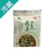 大甲佳旭乾麵-蔬菜油蔥488G/袋【愛買冷藏】