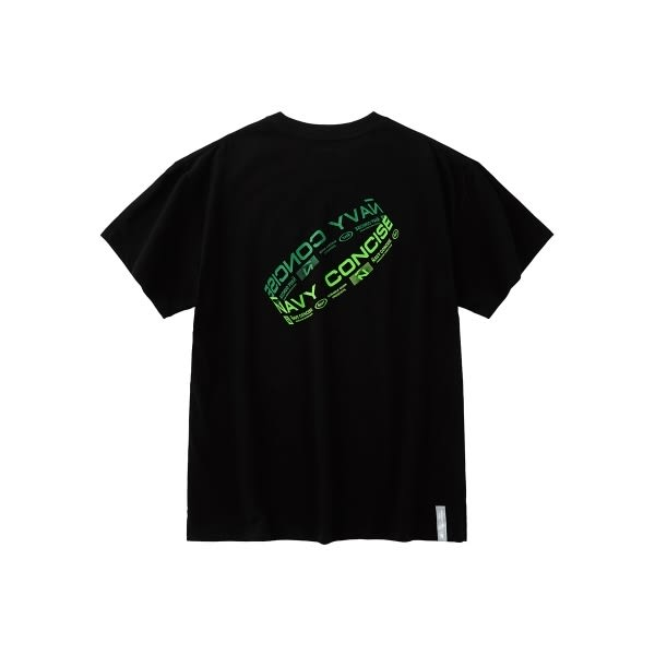 CACO-MITNC環繞字體短T(兩色)-男【SNC006】