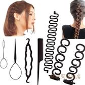 扎頭髮飾懶人美髮工具盤髮器造型器百變蓬鬆魚骨辮子編髮神器女 小城驛站