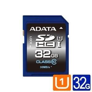 【台中平價鋪】全新 威剛 ADATA Premier 32G C10 SDHC UHS-I U1 Class10 記憶卡