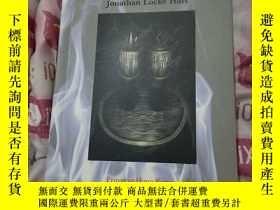 二手書博民逛書店英文原版,THE罕見BURNING LAKE,燃燒的湖,大32開,Y215319 Jonathan Locke