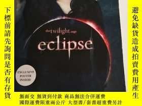 二手書博民逛書店英文原版:Eclipse罕見(Twilight Saga) (英
