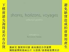 二手書博民逛書店Shores,罕見Horizons, Voyages... Se