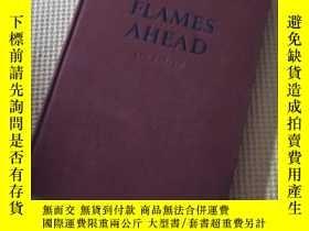 二手書博民逛書店FLAMES罕見AHEAD(火焰未來).Y10206 劉白羽 F