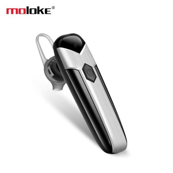 moloke D8無線藍芽耳機耳塞式開車掛耳超長待機4.1防水通用型運動 卡布奇诺igo