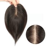 假髮片(真髮絲)-髮頂補髮自然無痕女假髮73uf34【時尚巴黎】