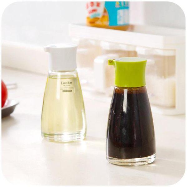 [超豐國際]玻璃油壺防漏調味瓶醋壺廚房調料罐小油瓶創意家居用品醋瓶醬油瓶