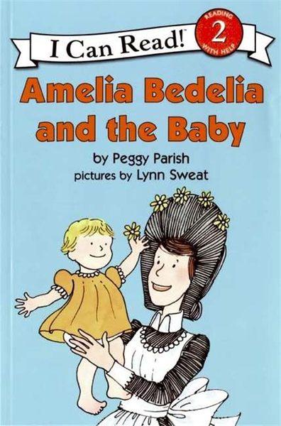 (二手書)An I Can Read Book Level 2: Amelia Bedelia and the Baby
