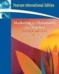 二手書博民逛書店 《Marketing for Hospitality and Tourism(四版)》 R2Y ISBN:0132017733│Kotler等