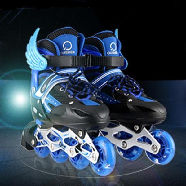 輪滑鞋溜冰鞋 兒童全套裝3-4-6-10歲