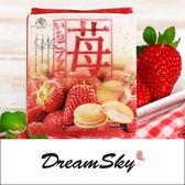 日本 柿原製果 半生草莓夾心蛋糕 136g dreamsky