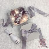 禮物盒禮品盒精美口紅禮盒包裝盒空盒高檔【櫻田川島】