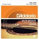 【缺貨】【木吉他弦】DAddario EZ900民謠吉他弦(10-50)【木吉他弦/EZ-900】