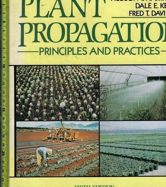 二手書R2YB《PLANT PROPAGATION -PRINCIPLES AN