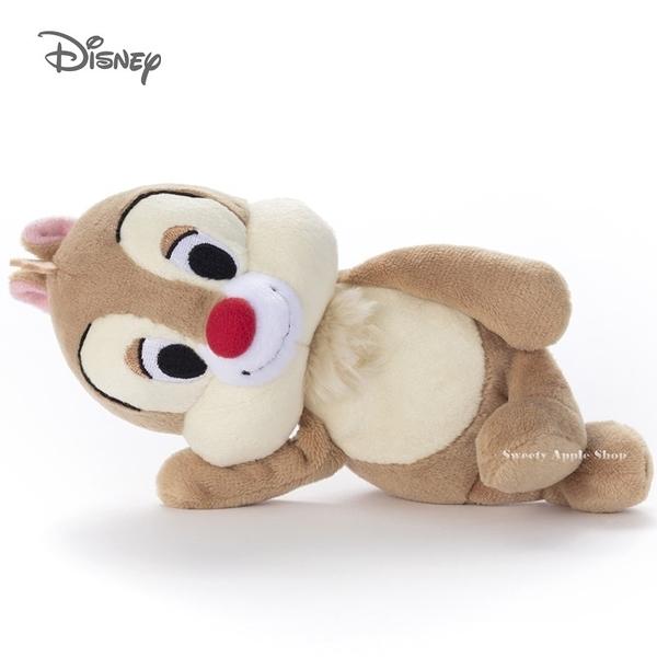 日本限定 迪士尼 奇奇蒂蒂系列【 蒂蒂 】2way 側身玩偶娃娃