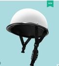 電動車頭盔女士四季摩托半盔
