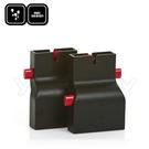 德國 ABC Design 2017 Salsa/Turbo 轉接器(適用Risus)安全座椅卡合插座/提籃轉接器